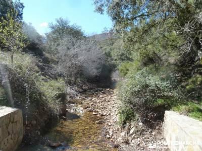 Pico Rocigalgo - Cascada del Chorro [Parque Nacional de Cabañeros] paseos por la sierra de madrid